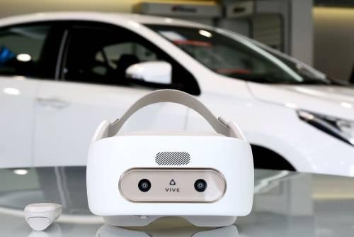 HTC VIVE FOCUS x TOYOTA 用 VR 科技來場道路駕駛賞車體驗!