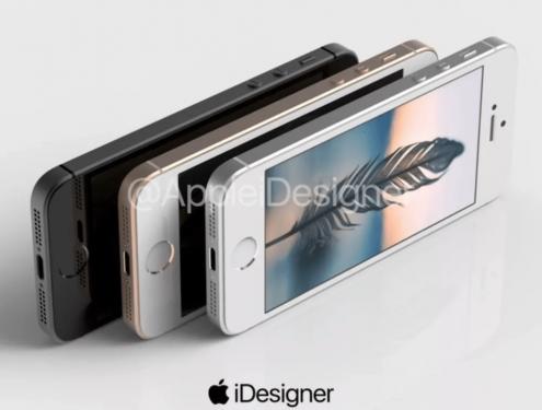 外形設計延續前代 傳 iPhone SE 2 最快五月發表