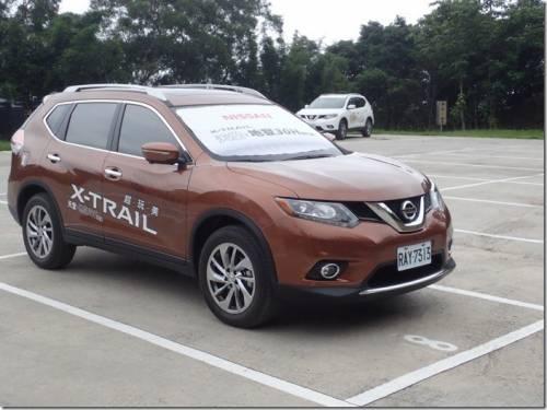 NISSAN X-TRAIL天堂X地獄激鬥賽 讓你開心出遊的高性能多功能休旅車