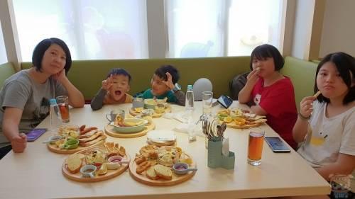 台中親子餐廳 住宿 派寶i放慢 結合童心溫心與用心讓父母安心孩子開心 派寶愛放慢