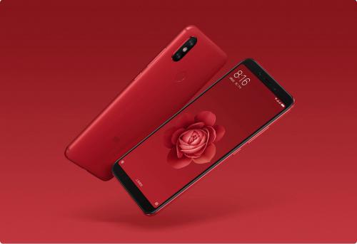 高規不貴 潮流中階手機 小米 6X 正式發表