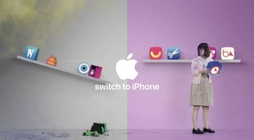 比較後才知道好?iPhone 為相機 APP 推出兩支廣告