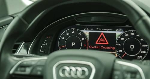 改善道路安全 高通 攜手5G汽車協會 奧迪與福特 共同展示C-V2X直接通訊互動性
