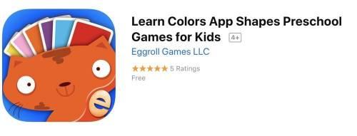 爸媽們動作快!形狀 顏色認知與觀察力訓練的 app 現正限時免費中