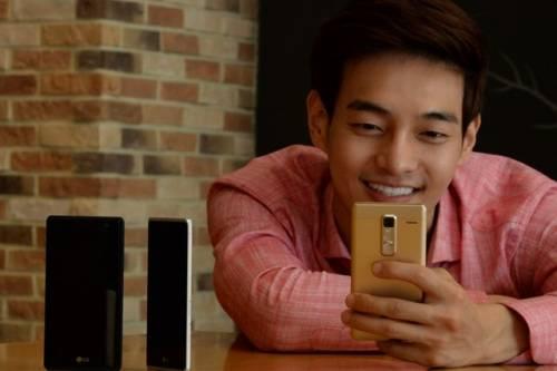 全金屬中階手機LG Class亮相 預計第四季台灣見