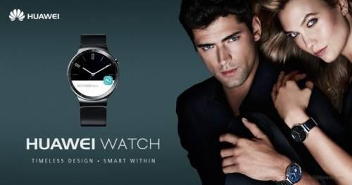 華為Huawei Watch 歐洲市場開放預購
