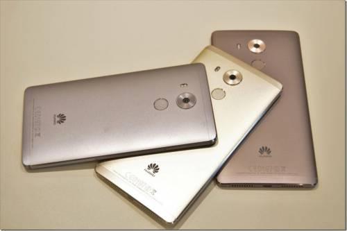 Huawei Mate 8 國際版曼谷發布 三月在台上市