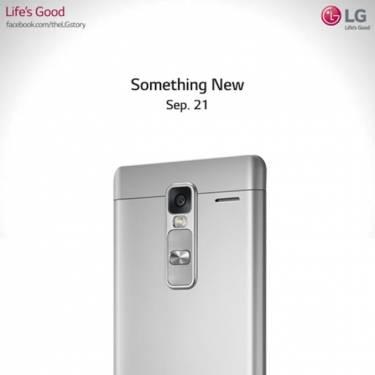 LG Class真的會是全金屬機身 9月21日揭曉