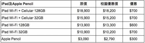 德誼全台同步 Apple Watch 3 LTE 版開賣以及 2018 iPad 預購中
