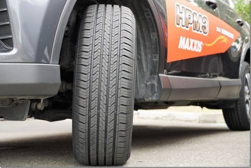 剎車多一公分都不行 最佳濕地性能 SUV 專用輪胎 MAXXIS HPM3 實測