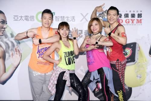 亞太電信 提供用戶免費 World Gym 世界健身俱樂部VIP會籍