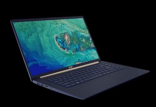 重量不到一公斤的輕薄筆電 Acer Swift 5 正式發表