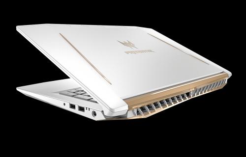 宏碁 推出猛獸極電競筆電 Predator Helios 500與300特別版