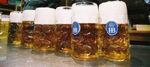 德國慕尼黑啤酒節 體驗德式瘋狂 釋放壓力的慕尼黑啤酒節狂歡盛宴