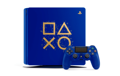Sony PS4 Days of Play Limited Edition 將於6月8日限量發售