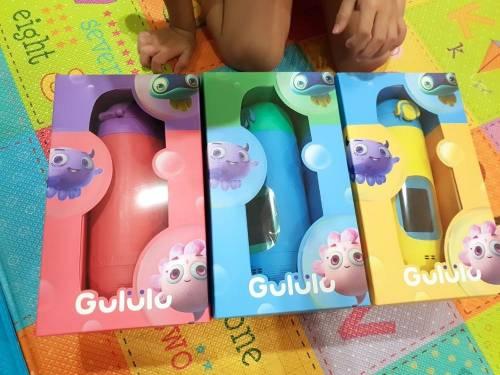 會「說」故事的智能水壺 Gululu Talk ,讓喝水不止好開心還充滿期待