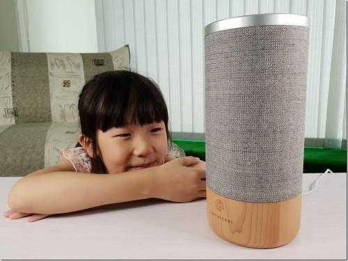 遠傳推出 AI 語音助理 遠傳問問智慧音箱 用中文跟你互動