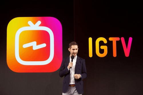 另闢影音新平台 Instagram宣佈推出 IGTV