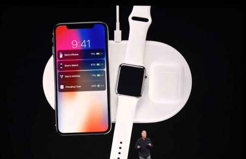 傳Apple AirPower 無線充電板 預計最快九月上市