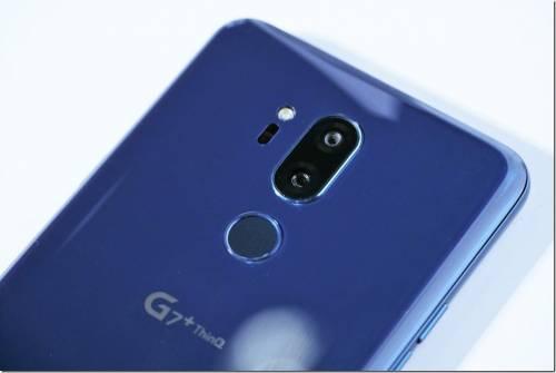LG G7+ ThinQ 廣角鏡搭配 AI 技術登台開賣