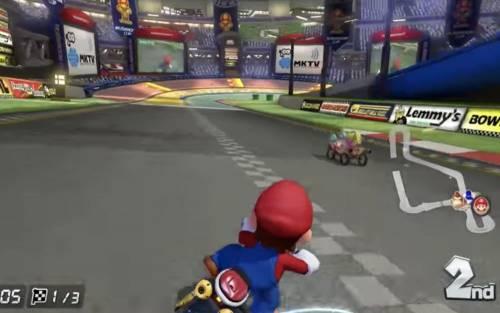 《瑪利歐賽車 8 豪華版》能支援 Nintendo Labo 的摩托車道具了!