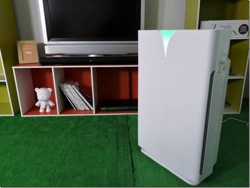 空氣汙染不只從戶外來 大H 海爾 AP450 幫你去除家中自產空汙