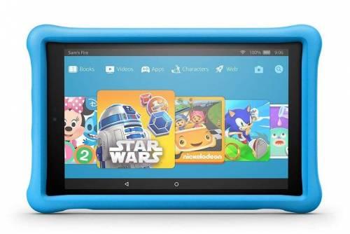 AMAZON 推出兒童專用平板 - Fire HD 10 上萬種兒童app 一年免費下載
