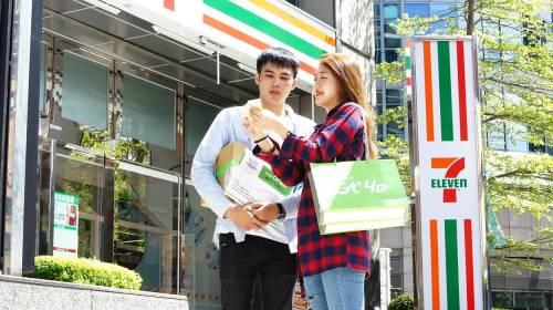 亞太電信網路門市與7-11合作推出24小時超商門市取貨服務