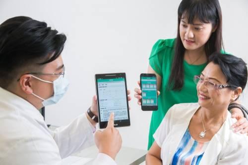 健康力 智慧診所開幕 AI智慧醫療服務系統進駐 居家照顧零距離 就醫權利有保障