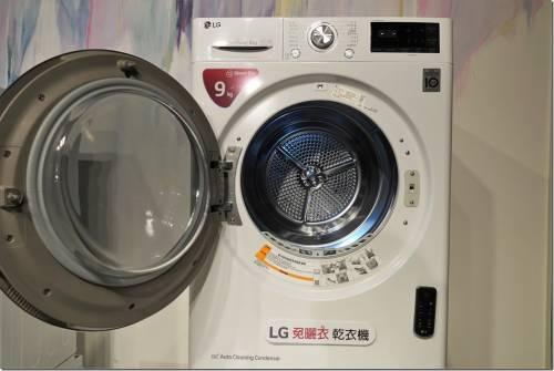 不只雨季使用 LG Heat Pump 免曬衣乾衣機不用擔心衣物損傷
