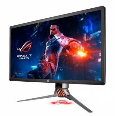 電競顯示器 ROG Swift PG27UQ上市 購買再送PS4 Pro