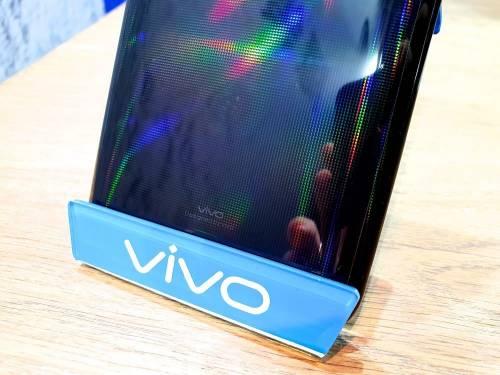 升降式相機 VIVO NEX 開放預購 各種隱藏 各種強悍!