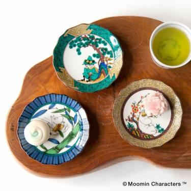 最值得珍藏的嚕嚕米 MOOMIN x amabro 限定和食器台灣正式開賣