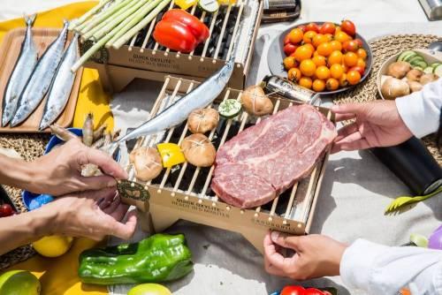 中秋烤肉也要很環保!CasusGrill 丹麥環保工藝烤肉架 首間快閃店信義誠品登場