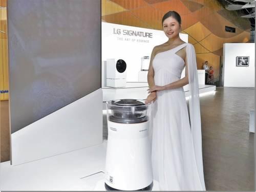 LG 頂級生活家電引進台灣 LG SIGNATURE 以藝術為名隆重登台