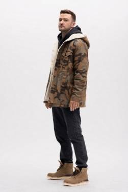 LEVI'S 攜手賈斯汀 推出 LEVI'S x JUSTIN TIMBERLAKE 「FRESH LEAVES」系列