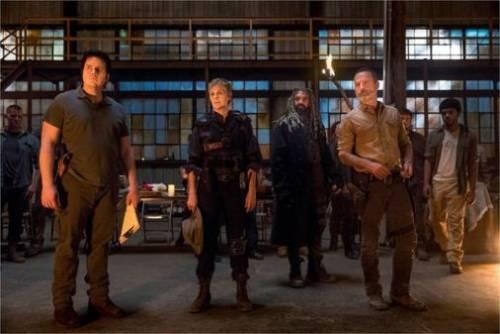 [FOX+]《 陰屍路 》第九季劇情預測!尼根的死活取決於卡蘿之手?