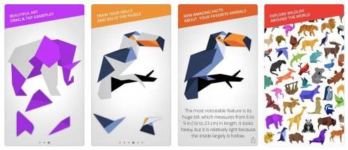 [限時免費]《Cardinal Land》動物拼圖 練眼力還能搜集各種動物!