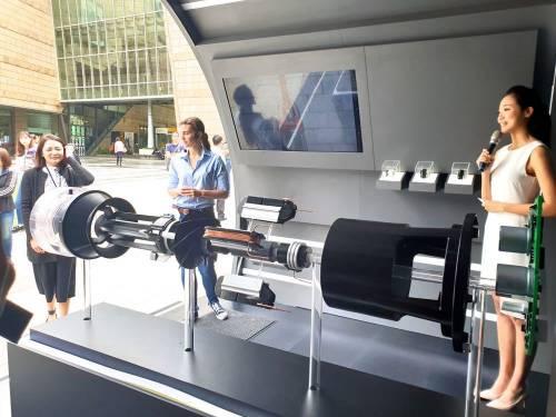 Dyson Cyclone V10 科技博物館 全台首座巨型吸塵器體驗展