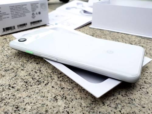 簡約大方 Google Pixel 3 快速開箱!