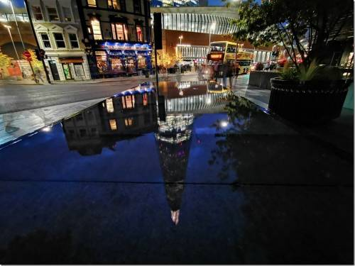 Huawei Mate20 Pro 實拍分享 廣角與超級夜拍效果驚人