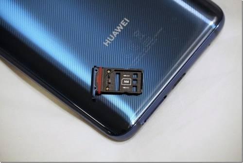 Huawei Mate20 Pro 開箱動手玩 黑科技蜂湧而出