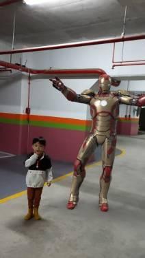 Google Pixel 3 「遊樂園」相機新功能 讓鋼鐵人隨伺你左右!