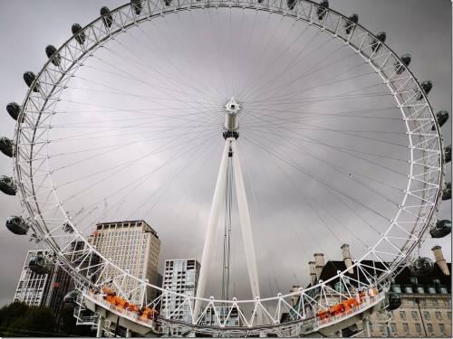 Huawei Mate 20 Pro 倫敦街頭實拍 16mm~135mm 焦段超好用