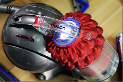 更有效率的大掃除夥伴 Dyson Ball Fluffy 雙層氣旋球型吸塵器讓你事半功倍
