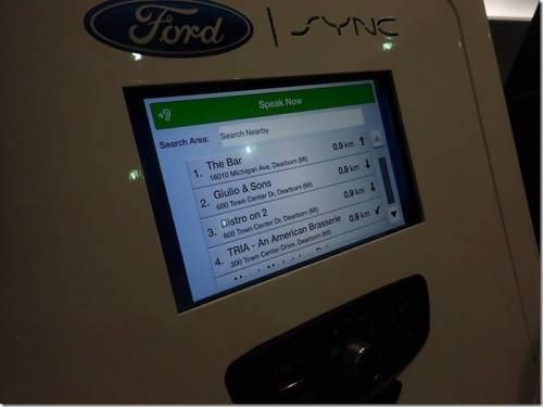 車用智慧再進階 Ford 推出 SYNC 3 強化娛樂通訊整合