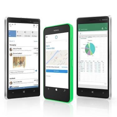 微軟宣布 Lumia將為首波更新 Windows 10手機
