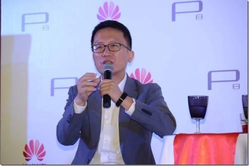 穿戴式裝置的現況與未來 華為穿戴式裝置總裁 劉曉濱專訪