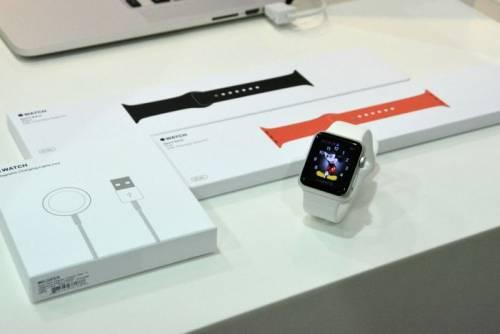 Apple Watch 總算抵台 售價NT 11 500起