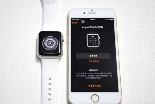Apple Watch 與iPhone 相見歡- 配對設定好簡單
